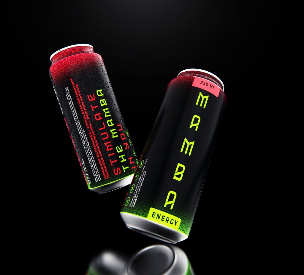 Design Ambush: Mamba Energy Drink Gets Re-energized By