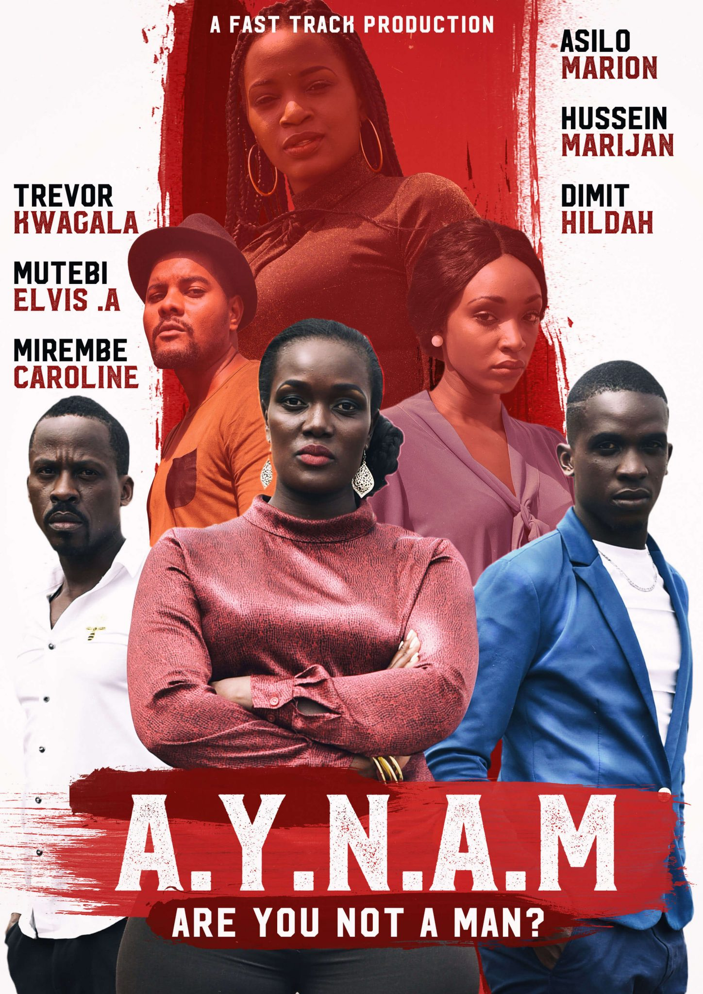 AYNAM Poster